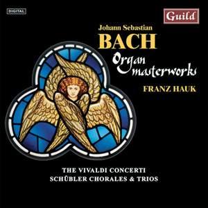 JS Bach: Organ Masterworks
