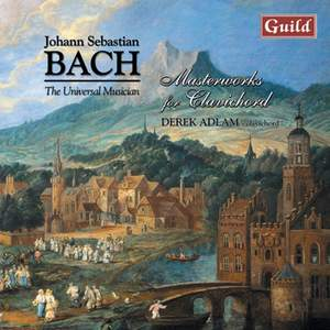 JS Bach: Masterworks for Clavichord