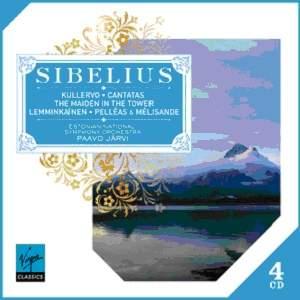 Sibelius: Symphonic Poems & Cantatas