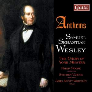 Anthems by Samuel Sebastian Wesley
