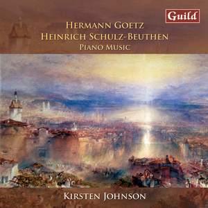 Hermann Goetz & Heinrich Schulz-Beuthen: Piano Music