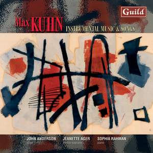 Max Kuhn: Instrumental Music & Songs Product Image