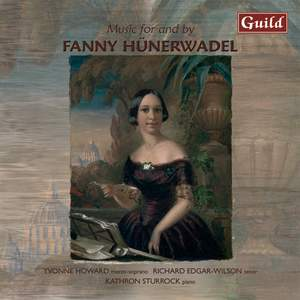 Music for and by Fanny Hünerwadel