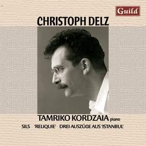 Christoph Delz: Piano Music