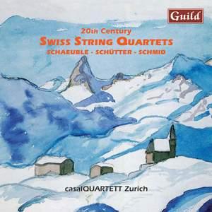 20th Century Swiss String Quartets