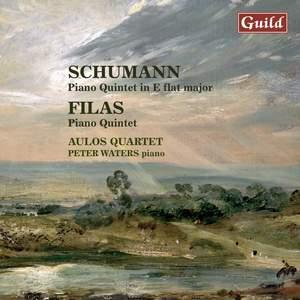 Schumann & Filas: Piano Quintets