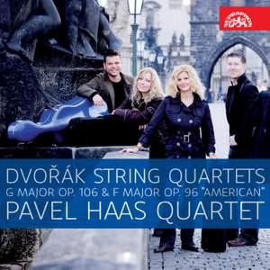 Dvorak: String Quartets Nos. 12 & 13