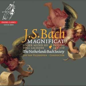 JS Bach: Magnificat Product Image