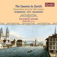 The Seasons in Zürich