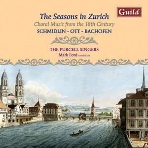 The Seasons in Zürich