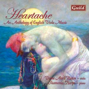 Heartache: An Anthology of English Viola Music