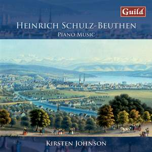 Heinrich Schulz-Beuthen: Piano Music Product Image