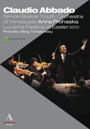 Claudio Abbado conducts Prokofiev, Berg & Tchaikovsky