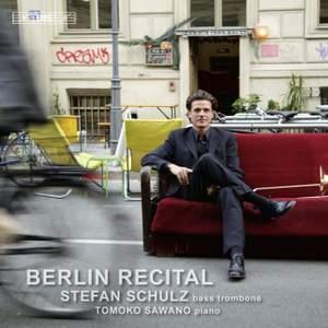 Berlin Recital: Stefan Schulz, bass trombone