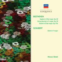 Beethoven: Sextet, Septet & Piano Quintet
