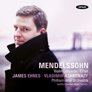 James Ehnes plays Mendelssohn