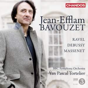 Jean-Efflam Bavouzet plays Ravel, Debussy & Massenet Product Image