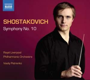 Shostakovich: Symphony No. 10 in E minor, Op. 93 Product Image