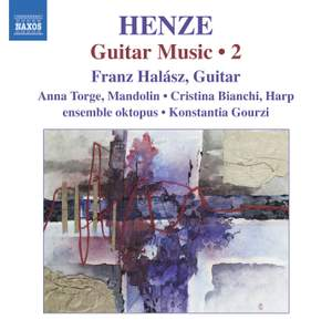 Henze: Guitar Music Volume 2