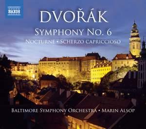 Dvorak: Symphony No. 6