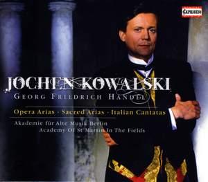 Handel: Opera Arias, Sacred Arias & Italian Cantatas