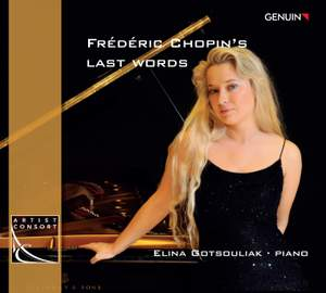 Chopin: Last Words (Late Works 1842-1846)