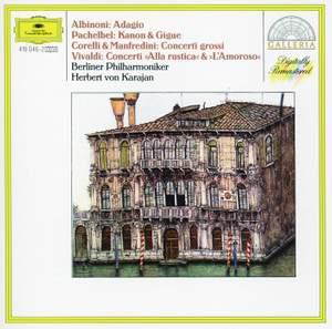 Manfredini & Corelli: Christmas Concerti