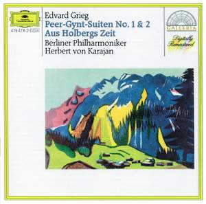 Grieg: Holberg and Peer Gynt Suites