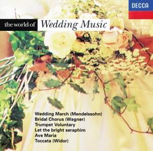 The World of Wedding Music Product Image