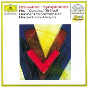 Prokofiev: Symphonies No. 1 & 5 Product Image