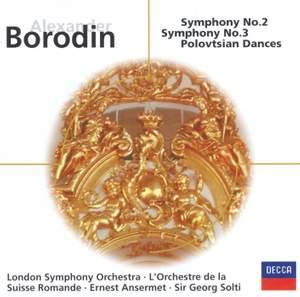 Borodin: Symphonies Nos. 2 & 3