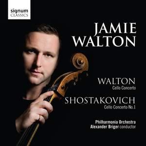 Walton & Shostakovich: Cello Concertos Product Image