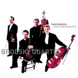 Shostakovich: String Quartets Nos. 1-15 Product Image