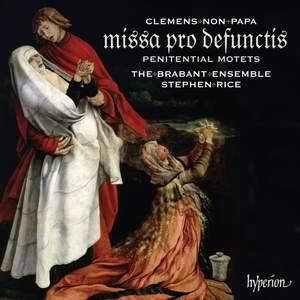 Clemens non Papa: Requiem & Penitential Motets