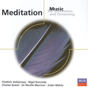 Meditation: Music for Relaxation and Dreaming Product Image