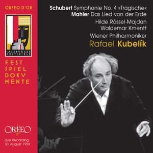 Rafael Kubelik conducts Schubert & Mahler