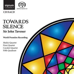 Tavener: Towards Silence
