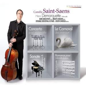 Saint-Saëns: Works for Cello
