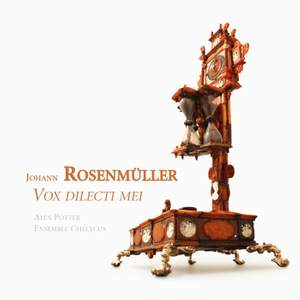Rosenmüller: Vox dilecti mei Product Image