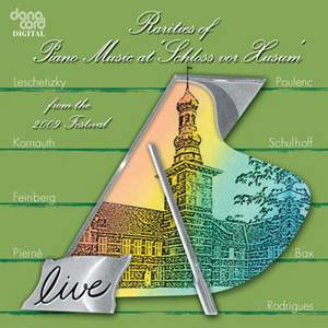 Rarities of Piano Music at the Husum Festival 2009 Product Image
