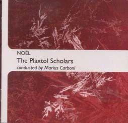 The Plaxtol Scholars: Noël