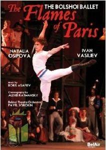 Asafyev: Les Flammes De Paris