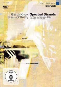 Garth Knox & Brian O'Reilly: Spectral Strands