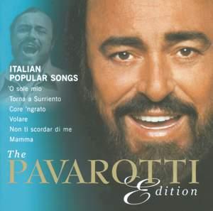 The Pavarotti Edition, Vol. 10: Italian Popular Songs
