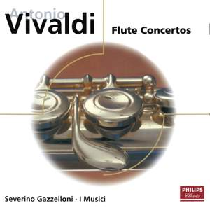 Vivaldi: Flute Concertos (6), Op. 10
