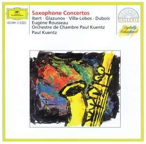 Saxophone Concertos
