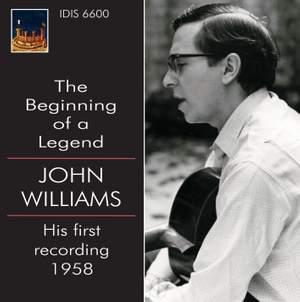 John Williams: The Beginning of a Legend Volume 1