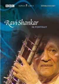 Ravi Shankar in Portrait