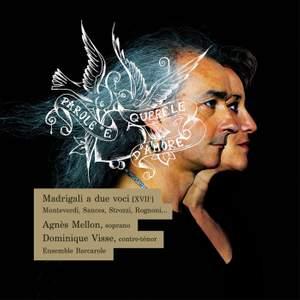 Parole e Querele d'Amore: Madrigali a due voci Product Image