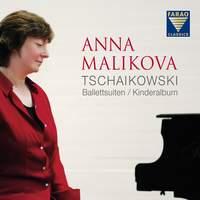 Anna Malikoza plays Tchaikovsky